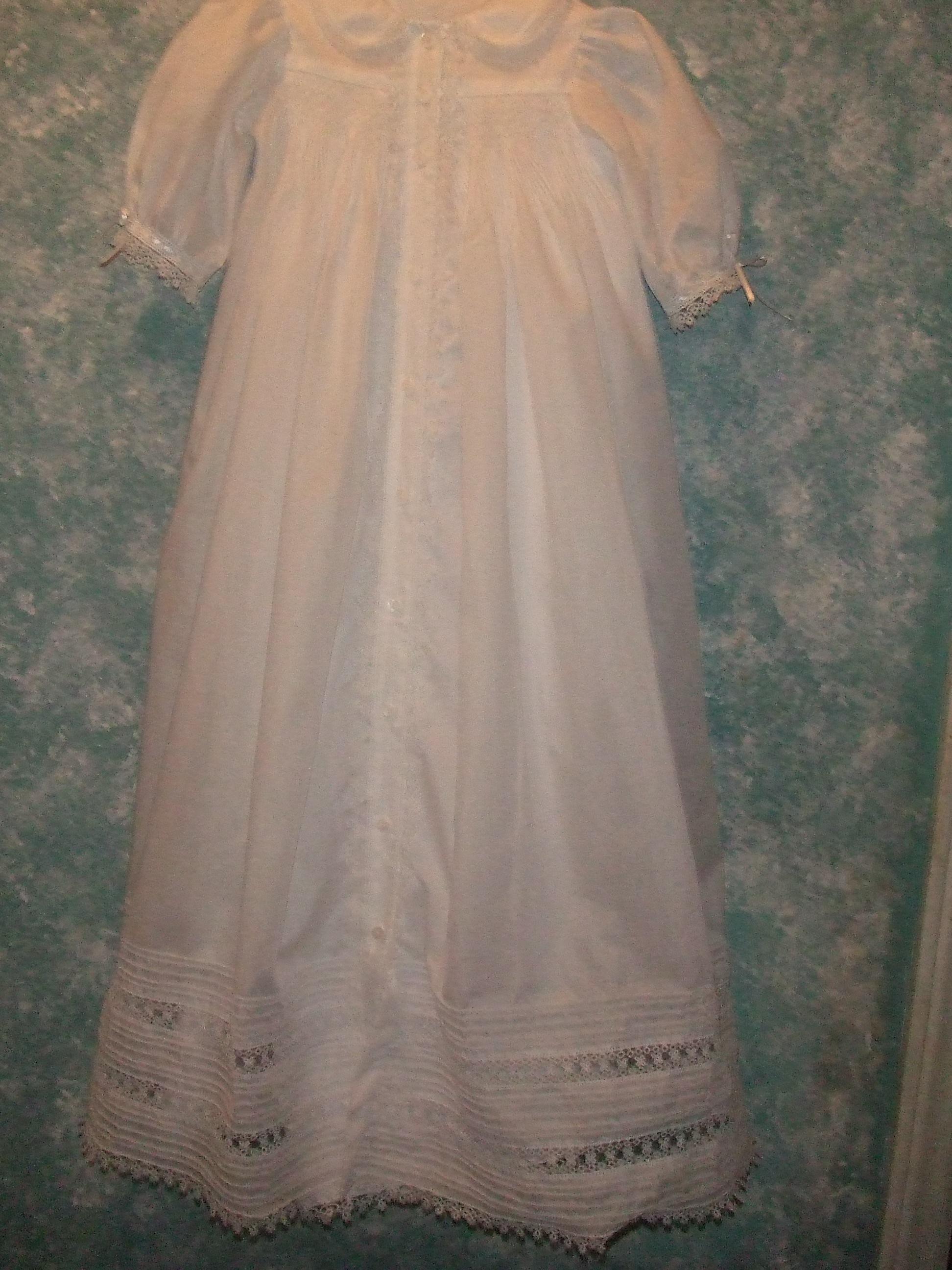 baptismal gown | Meredith\'s Closet
